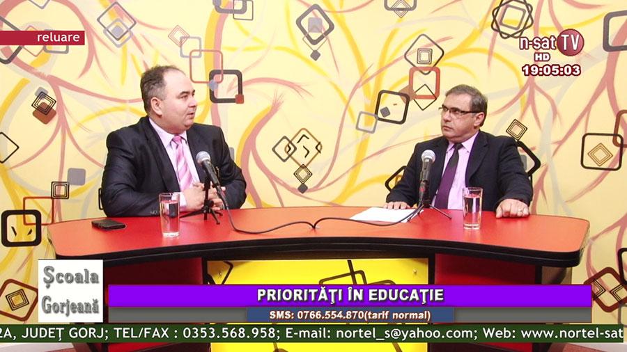 """""""Şcoala Gorjeană""""-N-SAT TV este singura emisiune dedicată exclusiv învăţământului din media gorjeană"""
