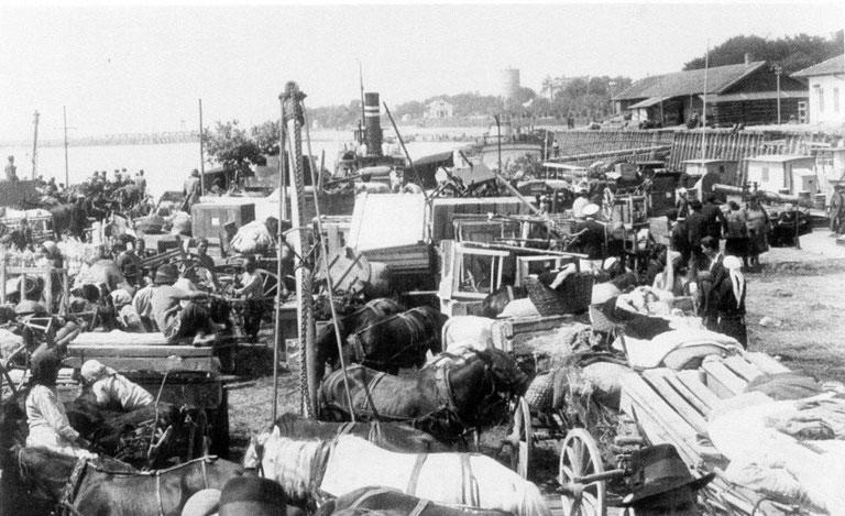 Refugiaţi aromâni din Cadrilater 1940
