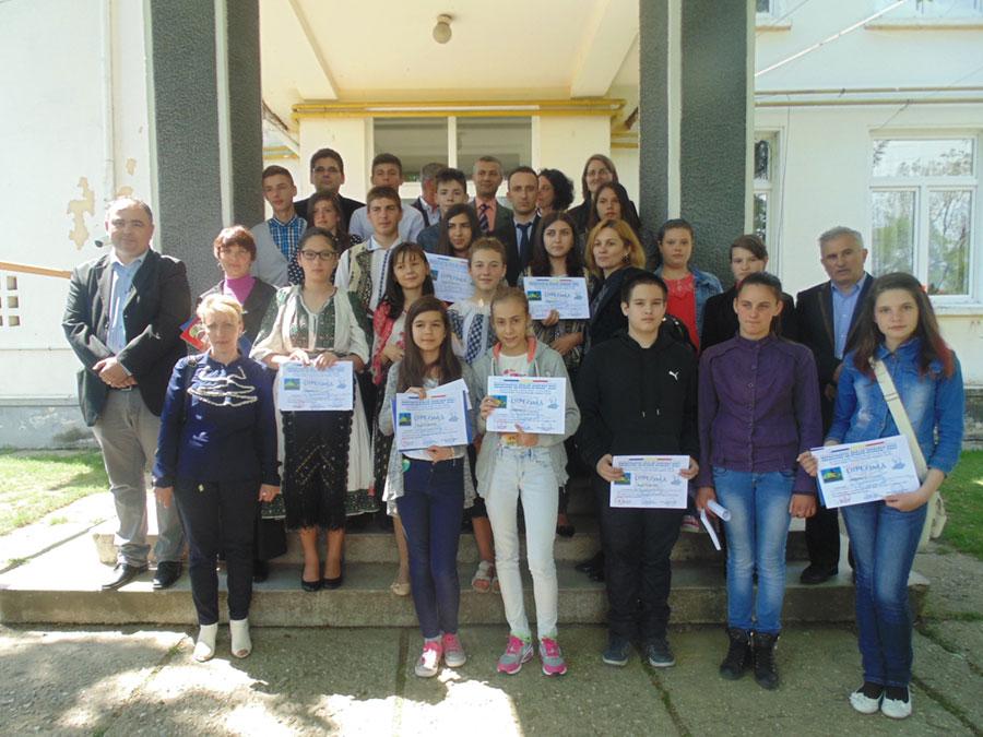 """Iată premianţii de la ediţia a doua a Proiectului educativ """"Moştenirea Magherilor"""""""