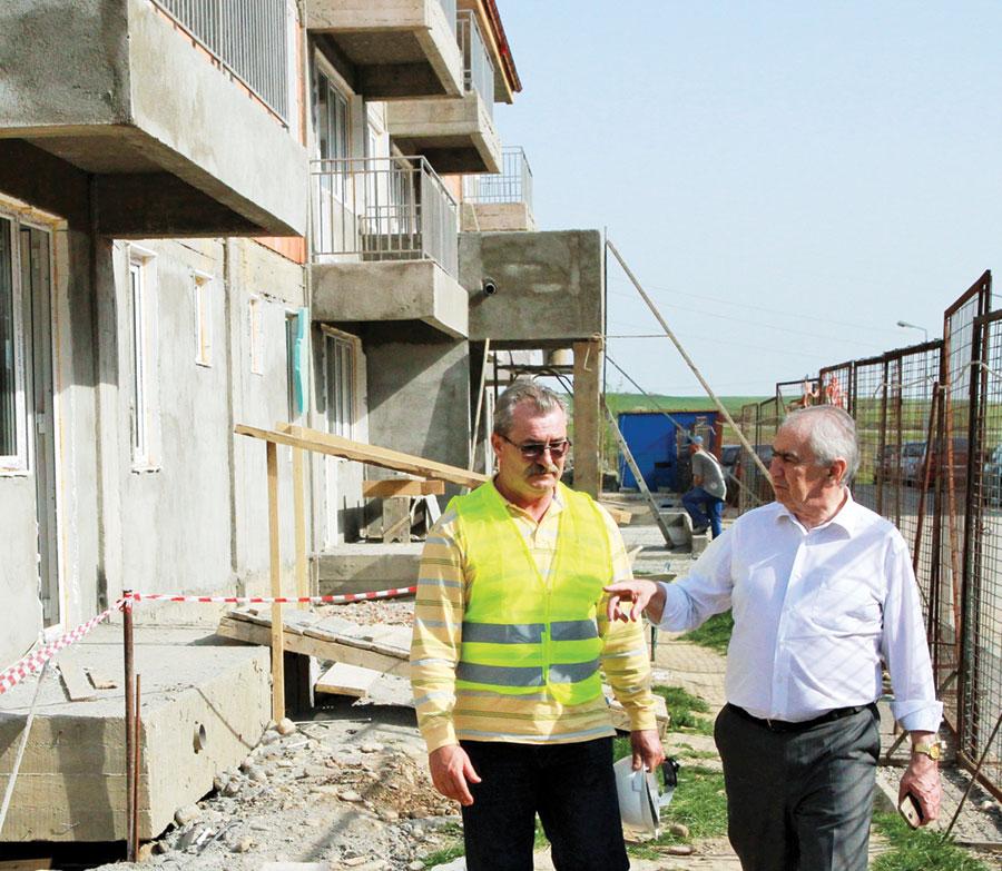 În ultimii ani, municipalitatea a repartizat aproape 900 de locuințe, atât prin programul ANL, cât și cel de locuințe sociale.