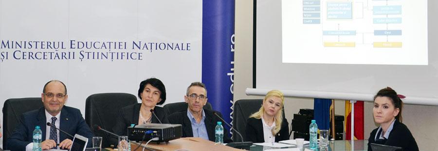 Se caută soluţii pentru noua faţă a învăţământului românesc