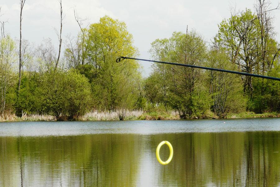 Ultima zi de pescuit dinaintea prohibiţiei