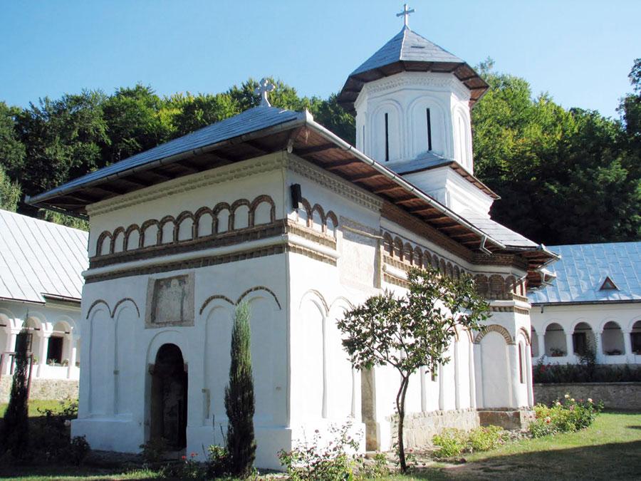 De la un schit, la Crasna a apărut o mânăstire care aşteaptă să fie vizitată
