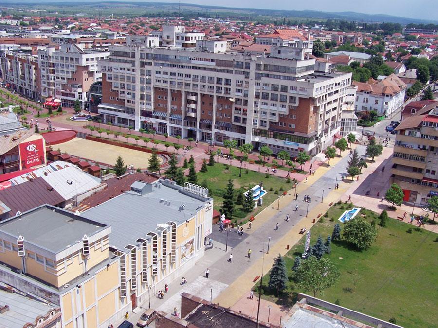 Municipiul Târgu Jiu va sărbători pe locuitoarele sale prin diverse evenimente