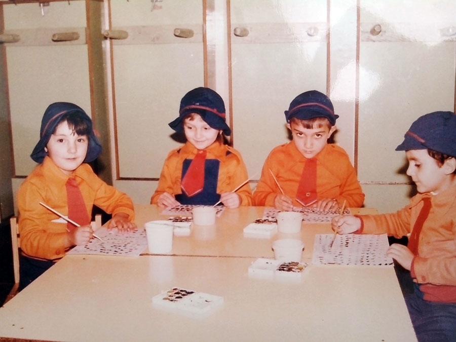 Şoimii Patriei era prima organizaţie din viaţa tinerilor din România comunistă