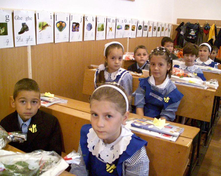 Învăţământ românesc în scădere
