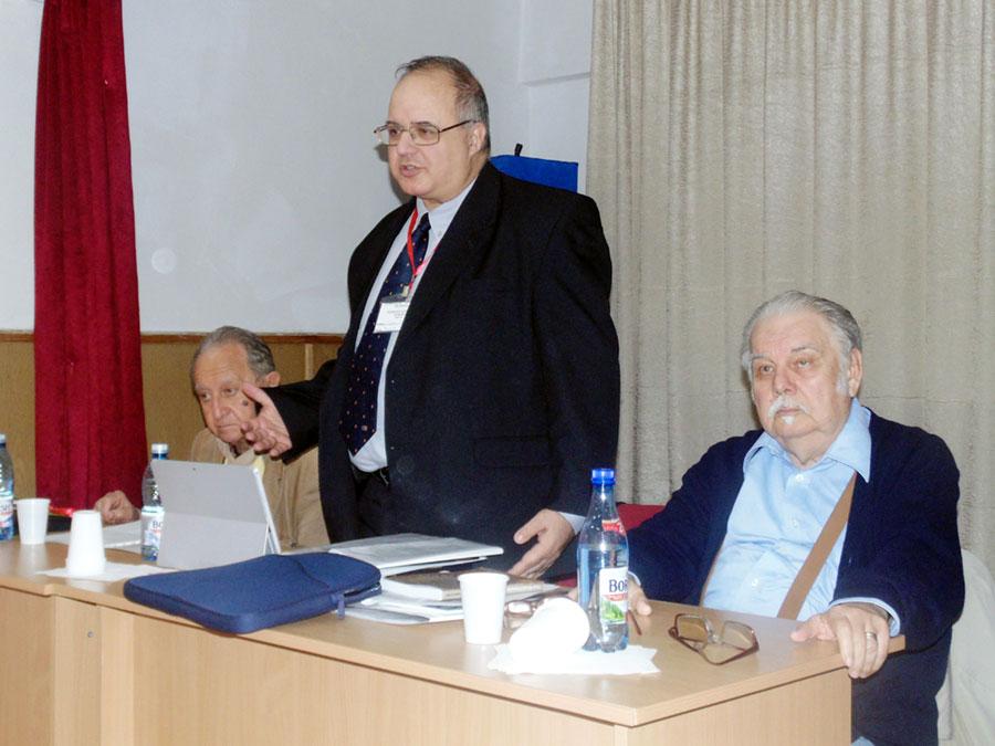 Şedinţa Consiliului Naţional de Istorie s-a desfăşurat la Bacău