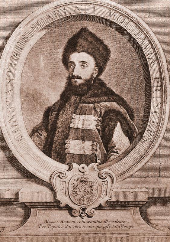 Constantin Mavrocordat, domnitorul cu cele mai mari realizări