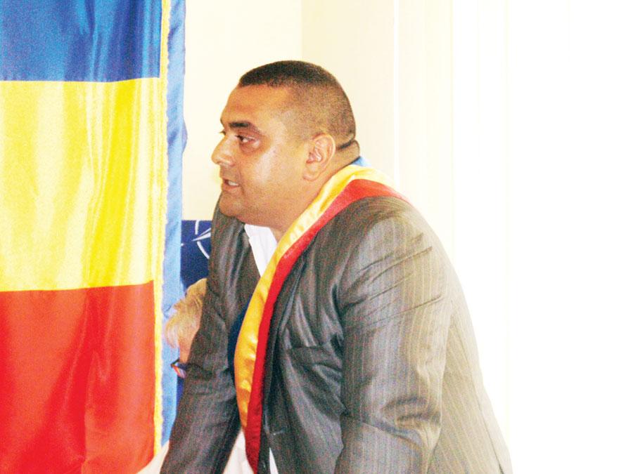 Primarul Mădălin Ungureanu spune că școlile sunt o prioritate a mandatului său