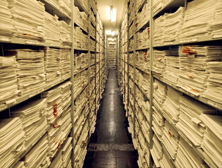 Arhivele gorjene se îmbogățesc în fiecare zi