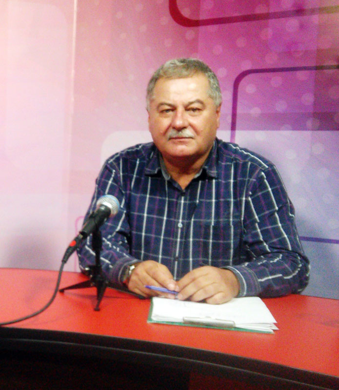 Gheorghe Nichifor public în această lună o carte a cărților în domeniul istoriografiei gorjene