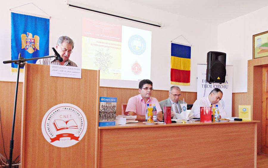Lucrarea profesorului Gheorghe Nichifor se adresează și cuprinde majoritatea istoricilor gorjeni
