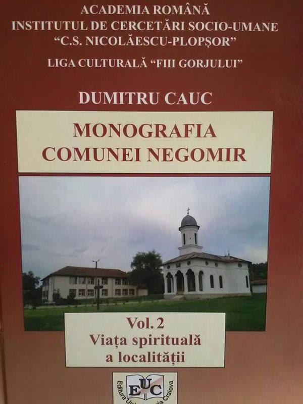 Opera profesorului Dumitru Cauc a beneficiat de o editare pe măsură