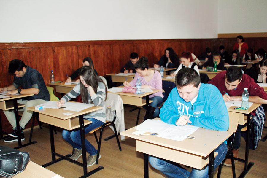 Elevii vor avea de înfruntat aceleași probe ca în vara anului 2017