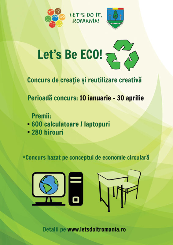 """""""Protejarea mediului începe de la prevenirea risipei""""."""