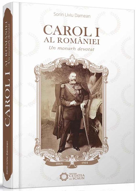 Cartea dedicată lui Carol I, o apariție de răsunet