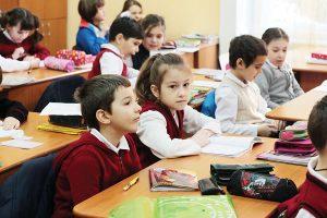 Anul școlar viitor va avea 167 de zile lucrătoare