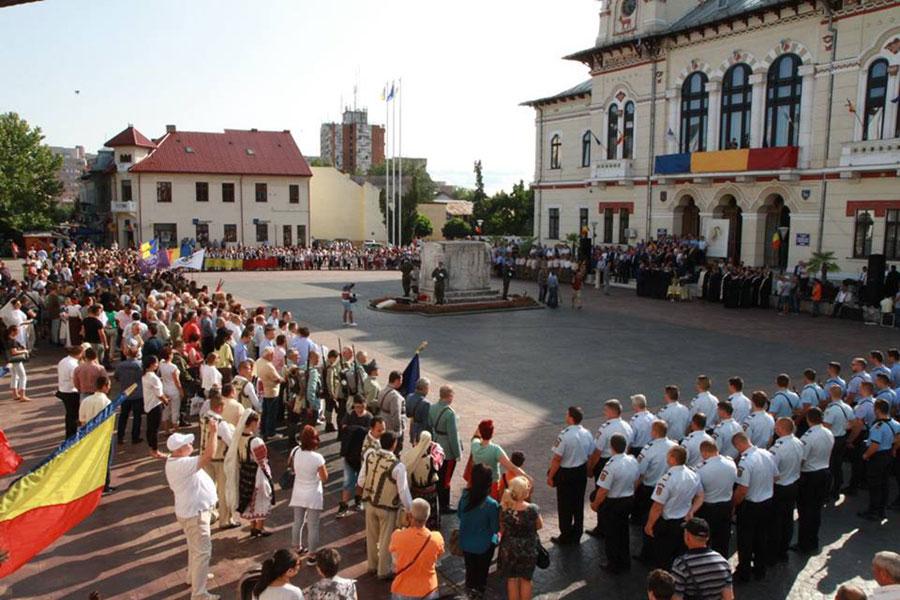 Populația Municipiului și autoritățile au onorat cum se cuvine manifestările