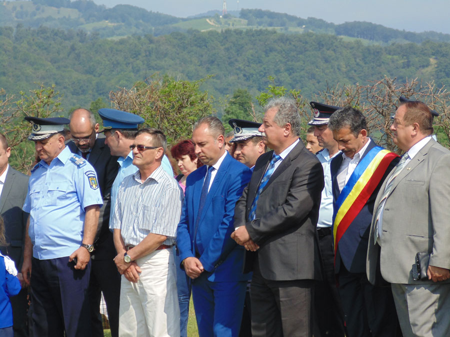 Oficialitățile județului au fost prezente la Padeș